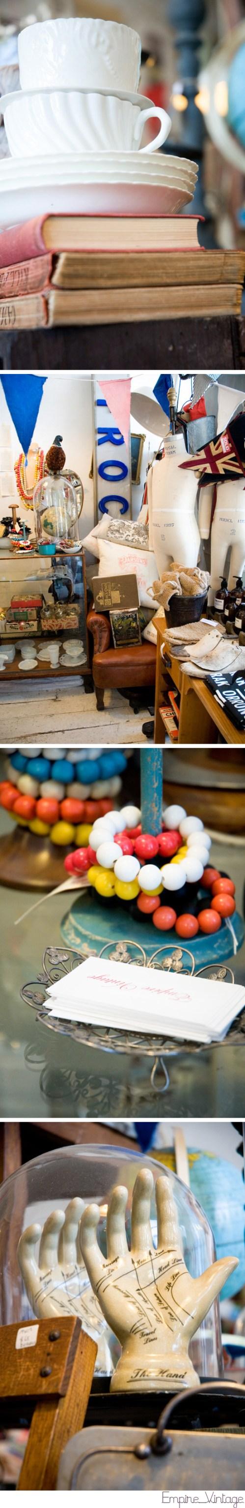 Empire Vintage Shop Tour