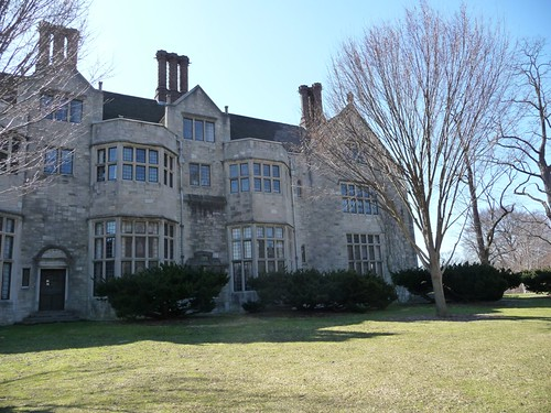 Coe Hall / Planting Fields Arboretum, Oyster Bay NY (1/6)