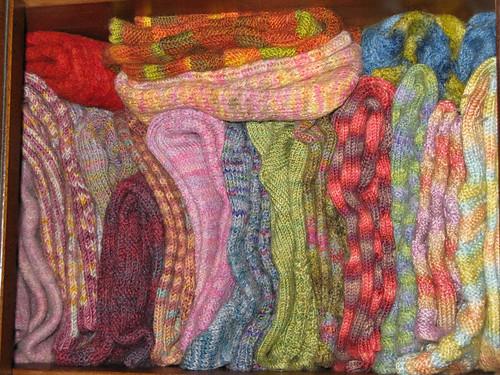 Anne's Socks Mar-10