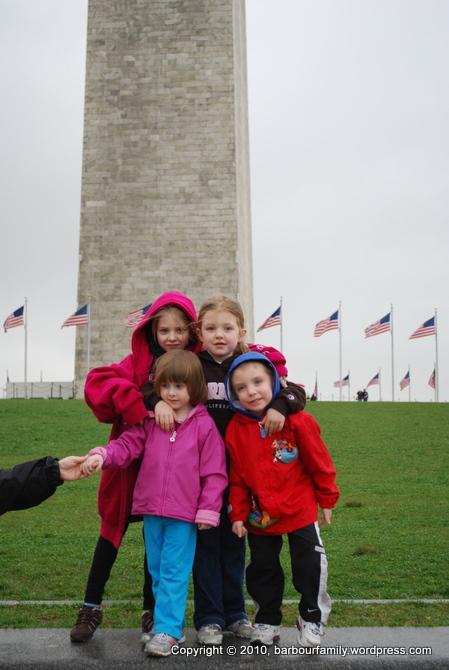 Avery, Emma, Moira, & Ethan