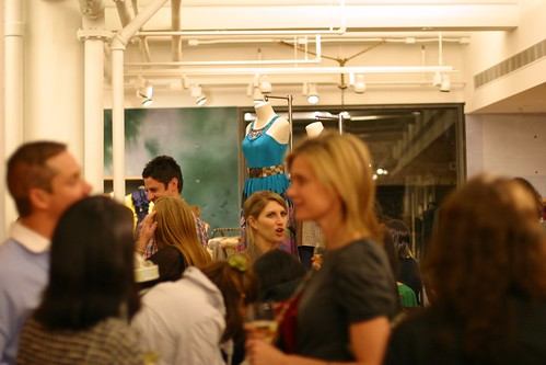 Anthropologie: Chelsea Market Grand Opening Gala 12
