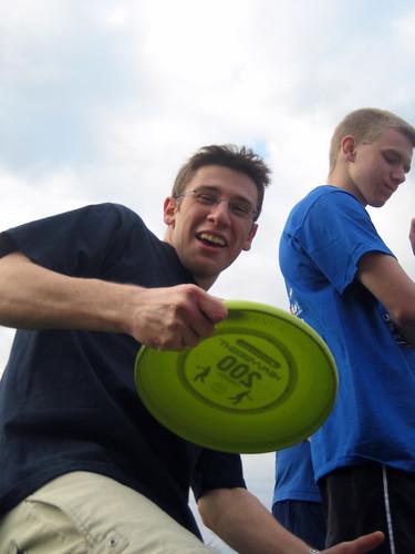 Frisbee Friday