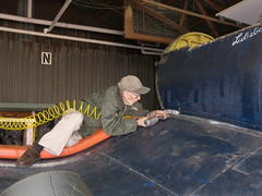 Bill Dinghly - Drilling on the Corsair