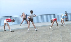 Exercise, Nice, South of France