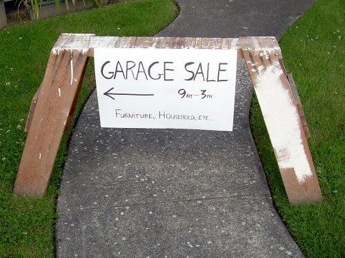 Sawboard sign