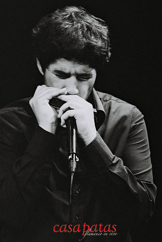 Diego Villegas en Casa Patas. Foto: Martín Guerrero