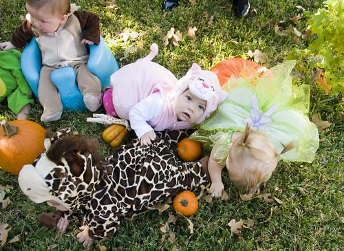 Halloween Playgroup BBQ