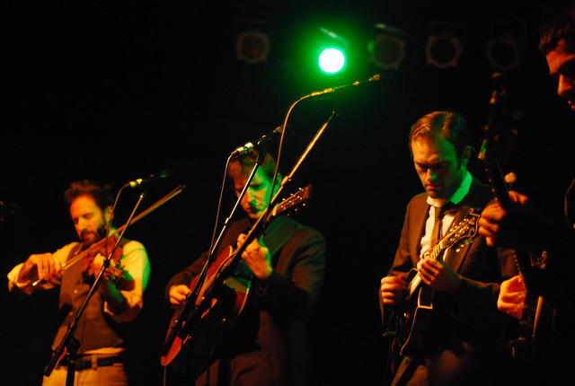 punch brothers @ cat's cradle