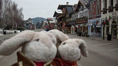 Christmas Village in Leavenworth WA