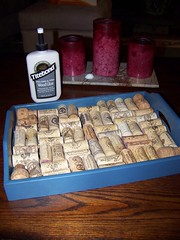 Wine Cork Tray
