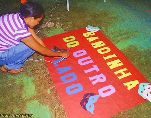 Bandinha 2010 Preparação 07 por você.