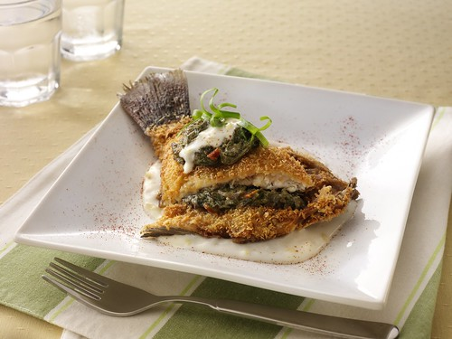 Max's Spicy Laing Tilapia