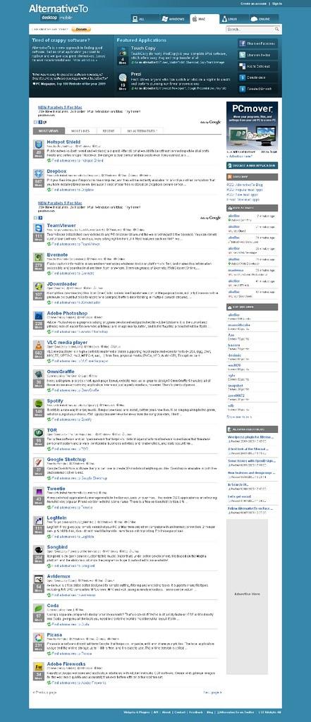 alternativas a los programas y aplicaciones online que usamos corrientemente