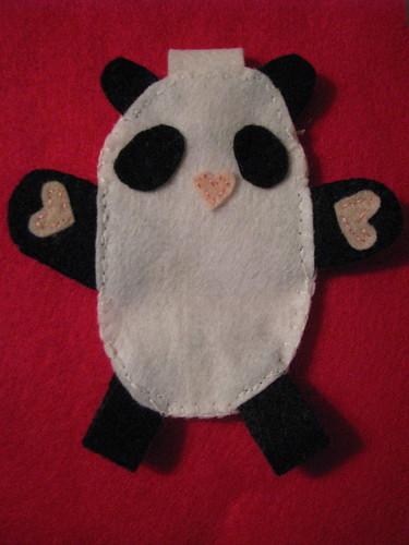 love you panda