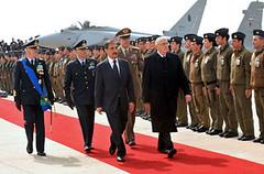 Roma: celebrazioni dell'87mo anniversario dell' Aeronautica Militare Italiana