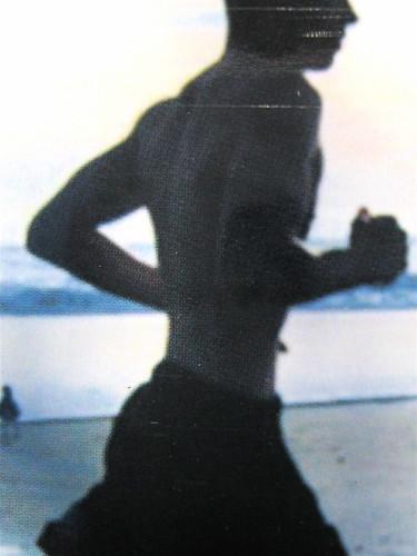 Patricia Nell Warren, La sfida di Harlan, Fazi 2010; [responsabilità grafica del volume, © dell'immagine riprodotta in copertina: non indicate],  cop. (part.), 7