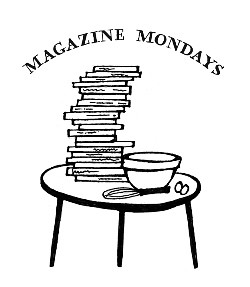 Magazine Mondays Logo