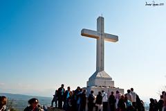 Medjugorje: la croce del monte Krizevac