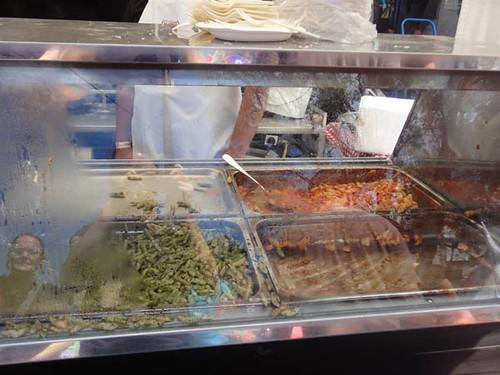 Norton Street Italian Festa: Pesto & Napoletana gnocchi from Puntino Trattoria