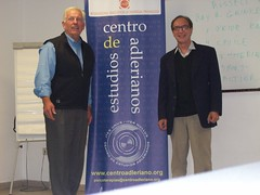 "Adlerianos: Seminario formativo con el Dr. Francis X. Walton • <a style=""font-size:0.8em;"" href=""http://www.flickr.com/photos/52183104@N04/5160194630/"" target=""_blank"">View on Flickr</a>"