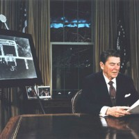 Ronald Reagan and the Space Defense Initiative