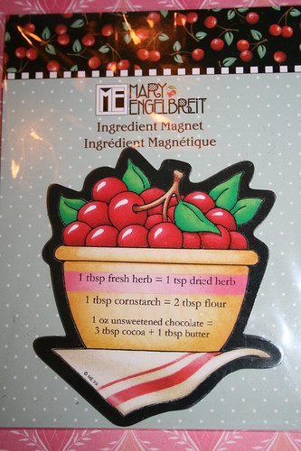 Mary Engelbreit Magnet