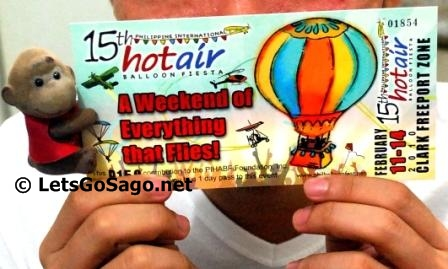 Sago joins Hot Air Balloon Festival