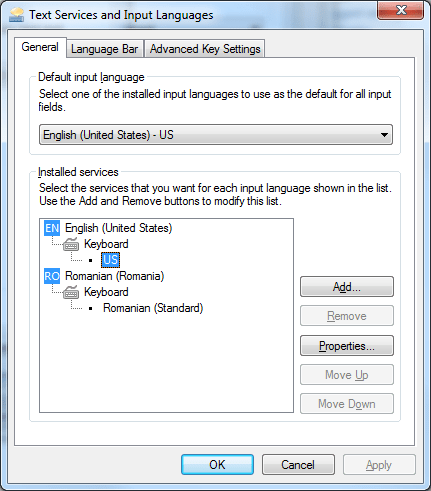 Quotation Marks in Windows 7, US keyboard