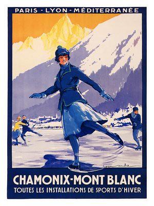 chamonix-mont-blanc-winter-sports-travel-poster-roger-soubie-1923-