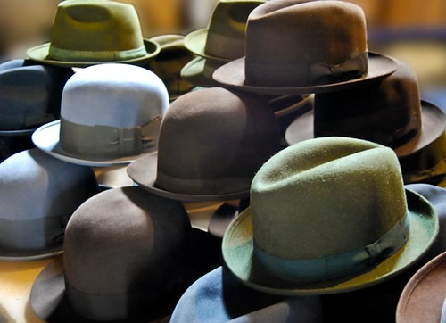 Sombreros de Albiñana