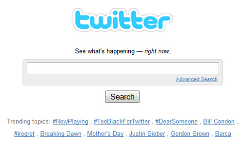 The Twitter Search Revolution: Popular & Promoted Tweets