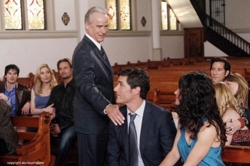 Jack en la iglesia