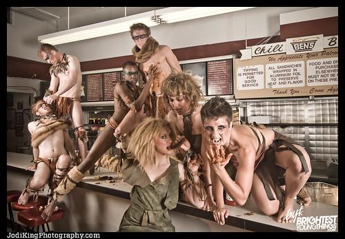 Homo Erectus at Ben's-6