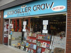 Bookseller Crow on the Hill