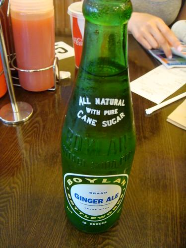 Chicken Shack - Boylans Ginger Ale