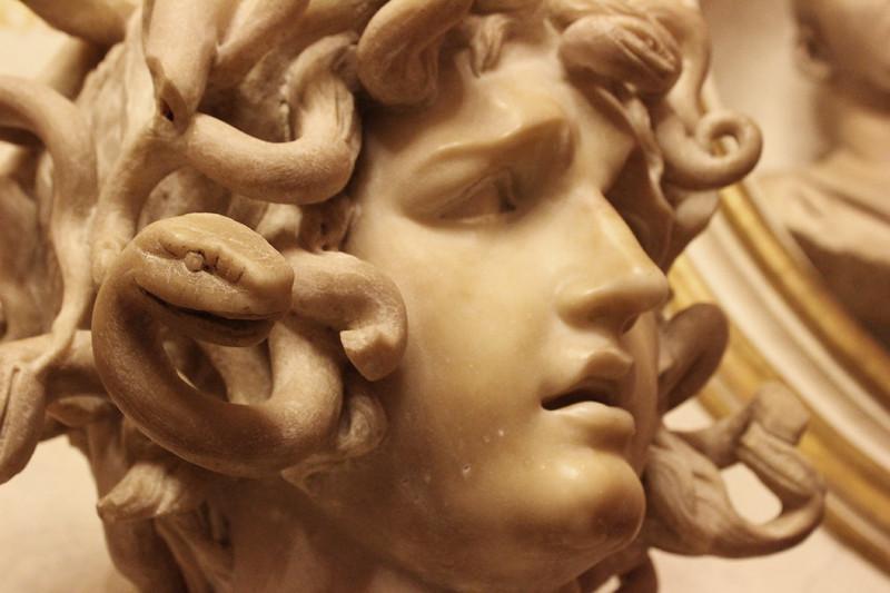 Medusa Head - Capitoline Museum