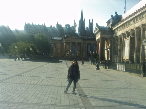 Royal Scottish Academy & National Gallery of Scotland, Edinburgh