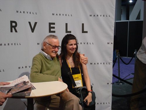Me and Stan Lee