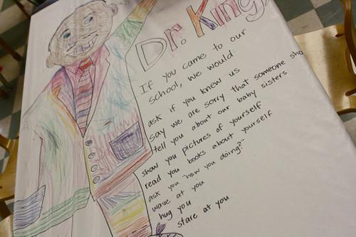 dr king letter