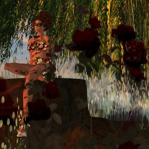 Flora - Roses II