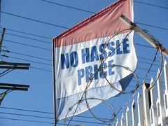 no hassle price