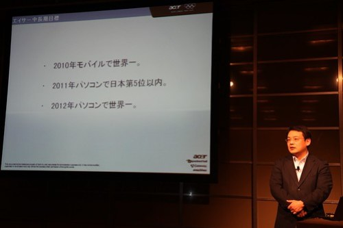 2010 Acer Japan Kick off meeting