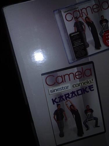 Sinestar de Camela