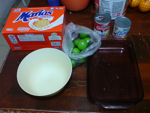 Paso 1: Ingredientes