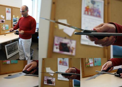 Knife-Sharpening Lesson