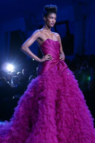 Christian Siriano Finale Dress