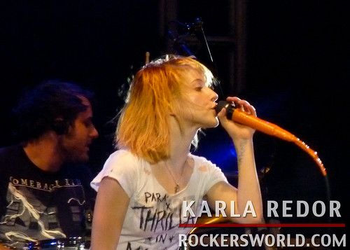 Paramore Live in Manila - 1