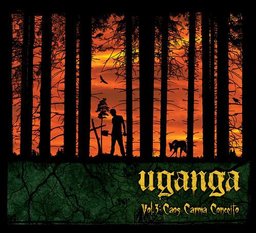 Uganga - Capa por Compacto.REC.