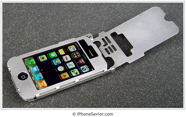 Stainless Steel Phone Case