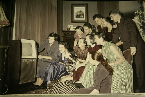 1950's - MODERN ADDICTION